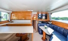 Viking-Convertible 1999-Full Cut Nassau-Bahamas-Salon Forward Galley and Dinette-1163502 | Thumbnail