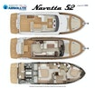 Absolute-52 Navetta 2017-Ohana North Palm Beach-Florida-United States-Absolute 52 Layout Diagrams-1189382   Thumbnail