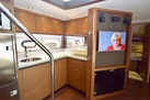 Sea Ray-510 Sundancer 2015 -Ft Lauderdale-Florida-United States-Galley Featuring Large Flat Screen TV To Lower Salon Seating-1189934   Thumbnail