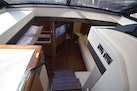 Sea Ray-510 Sundancer 2015 -Ft Lauderdale-Florida-United States-View To Below Deck From Stairs In Salon-1189927   Thumbnail