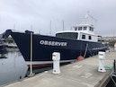 Custom-Blount Marine Research Vessel 1966-Observer Port Angeles-Washington-United States-Port Bow View-1190730   Thumbnail