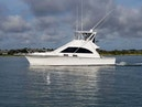 Ocean Yachts-Super Sport 1991-Reel Chaos St. Augustine-Florida-United States-Profile Closeup-1196529   Thumbnail