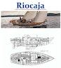 Hallberg-Rassy-42F MK I 1994-Riocaja Puerto Aventuras, Cancun-Mexico-Riocaja Grundriss Layout-1207647 | Thumbnail
