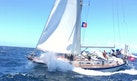 Hallberg-Rassy-42F MK I 1994-Riocaja Puerto Aventuras, Cancun-Mexico-Main Profile-1199065 | Thumbnail