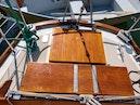 Hinckley-Bermuda 40 MK III Sloop 1979-Evensong Camden-Maine-United States-Cockpit Table-1200177 | Thumbnail