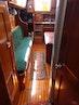 Hinckley-Bermuda 40 MK III Sloop 1979-Evensong Camden-Maine-United States-Interior Cabin Looking Aft-1200106 | Thumbnail