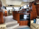 Marquis-Flybridge Motor Yacht 2004-Sandy Island Palm Coast-Florida-United States-Helm, Galley And Salon-1202521 | Thumbnail