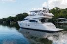 Marquis-Flybridge Motor Yacht 2004-Sandy Island Palm Coast-Florida-United States-Port Aft Profile 14-1247849 | Thumbnail