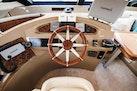 Marquis-Flybridge Motor Yacht 2004-Sandy Island Palm Coast-Florida-United States-Lower Helm-1247874 | Thumbnail