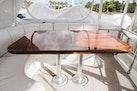 Marquis-Flybridge Motor Yacht 2004-Sandy Island Palm Coast-Florida-United States-Flybridge Table-1247928 | Thumbnail