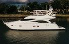 Marquis-Flybridge Motor Yacht 2004-Sandy Island Palm Coast-Florida-United States-Port Profile-1247847 | Thumbnail