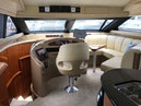 Marquis-Flybridge Motor Yacht 2004-Sandy Island Palm Coast-Florida-United States-Lower Helm Area-1202514 | Thumbnail
