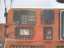 Hatteras-Cockpit Motoryacht 1989-Amelia Boca Raton-Florida-United States-Upper Helm Electronics-1206100 | Thumbnail