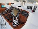 Hatteras-Cockpit Motoryacht 1989-Amelia Boca Raton-Florida-United States-Upper Helm Controls-1206102 | Thumbnail