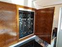 Hatteras-Cockpit Motoryacht 1989-Amelia Boca Raton-Florida-United States-Control Panel In Breakfast Area-1206110 | Thumbnail