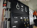 Hatteras-Cockpit Motoryacht 1989-Amelia Boca Raton-Florida-United States-DC Port Battery Panel-1206148 | Thumbnail