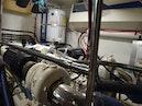 Hatteras-Cockpit Motoryacht 1989-Amelia Boca Raton-Florida-United States-Engine Room Port-1206143 | Thumbnail