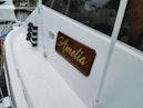 Hatteras-Cockpit Motoryacht 1989-Amelia Boca Raton-Florida-United States-Port Side Name Board-1206083 | Thumbnail