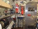 Hatteras-Cockpit Motoryacht 1989-Amelia Boca Raton-Florida-United States-Engine Room Work Area, Air Filter And Toolbox-1206145 | Thumbnail
