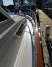 Hatteras-Cockpit Motoryacht 1989-Amelia Boca Raton-Florida-United States-Starboard Sidedeck-1206084 | Thumbnail