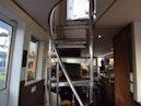 Hatteras-Cockpit Motoryacht 1989-Amelia Boca Raton-Florida-United States-Stairs To Flybridge-1206123 | Thumbnail