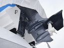 Hatteras-Cockpit Motoryacht 1989-Amelia Boca Raton-Florida-United States-Tender Outboard Detail-1206090 | Thumbnail
