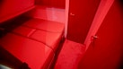 Ocean Yachts-Super Sport 2002-Desperado Orange Beach-Alabama-United States-Guest Stateroom Center Filler With Red LED-1219861 | Thumbnail