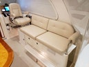 Back Cove-37 Downeast 2015-Tenacity Stuart-Florida-United States Helm Seat And Starboard Seating-1222377 | Thumbnail