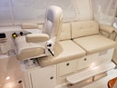 Back Cove-37 Downeast 2015-Tenacity Stuart-Florida-United States-Helm Seat And Starboard Seating-1222379 | Thumbnail