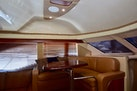 Sea Ray-44 Sedan Bridge 2006-Mr. Munch Coral Gables-Florida-United States-Settee Overlooking Galley Down View-1229848 | Thumbnail