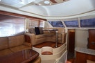 Sea Ray-44 Sedan Bridge 2006-Mr. Munch Coral Gables-Florida-United States-PORT Side Couch And Settee-1229838 | Thumbnail