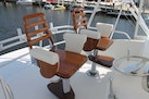 Viking-52 Convertible 2002-Wound Up Cape May-New Jersey-United States-Teak Helm Chairs-1230038   Thumbnail