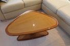 Viking-52 Convertible 2002-Wound Up Cape May-New Jersey-United States-Salon Teak Table-1230054   Thumbnail