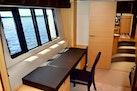 Princess-V72 2013-High Bid Destin-Florida-United States-Master Desk Looking Forward-1233078 | Thumbnail