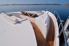 Princess-V72 2013-High Bid Destin-Florida-United States-Foredeck Sunlounge With Backrest-1233057 | Thumbnail