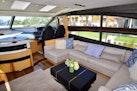 Princess-V72 2013-High Bid Destin-Florida-United States-Wrap Around Settee-1233065 | Thumbnail