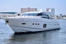Princess-V72 2013-High Bid Destin-Florida-United States-Port Profile-1233051 | Thumbnail