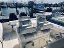 Boston Whaler-320 Outrage 2011 -Cape May-New Jersey-United States-Helm Chairs  Bolster up-1237212 | Thumbnail