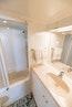 Jefferson-61 MarQuessa 2001-NAUTI SEAHORZE Jupiter-Florida-United States-Master Stateroom En Suite Head Shower Tub-1242924 | Thumbnail
