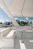 Jefferson-61 MarQuessa 2001-NAUTI SEAHORZE Jupiter-Florida-United States-Flybridge L Settee-1242928 | Thumbnail
