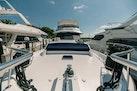 Jefferson-61 MarQuessa 2001-NAUTI SEAHORZE Jupiter-Florida-United States-Forward Deck Profile-1242936 | Thumbnail