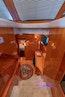 Jefferson-61 MarQuessa 2001-NAUTI SEAHORZE Jupiter-Florida-United States-Stairway Down To Staterooms-1242898 | Thumbnail