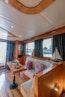 Jefferson-61 MarQuessa 2001-NAUTI SEAHORZE Jupiter-Florida-United States-Lounge On Port Opposite Galley-1242885 | Thumbnail
