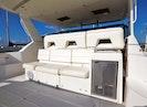 Tiara Yachts-4000 Express 2001-The Lady Barbara Melbourne-Florida-United States-Cockpit Ice Maker And Seating-1246958   Thumbnail