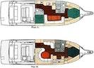 Tiara Yachts-4000 Express 2001-The Lady Barbara Melbourne-Florida-United States-40 Tiara Layouts-1246970   Thumbnail