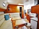Tiara Yachts-4000 Express 2001-The Lady Barbara Melbourne-Florida-United States-Cabin Looking Aft-1246943   Thumbnail