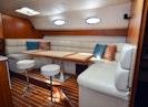 Tiara Yachts-4000 Express 2001-The Lady Barbara Melbourne-Florida-United States-Salon Seating-1246944   Thumbnail