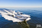 Regal-53 Sport Coupe 2017-LOOKING UP Pasadena-Maryland-United States-Starboard Bow-1253658 | Thumbnail