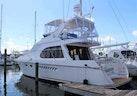 Ocean Alexander-500 Sports Sedan 1998-Queezy Fort Pierce-Florida-United States-Profile At Dock-1261566 | Thumbnail