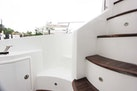 Azimut-45 Flybridge 2016 -Coral Gables-Florida-United States-Molded Stairs from Bridge with Teak Decking-1269403 | Thumbnail